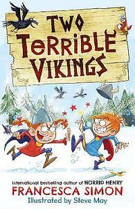 Good, Two Terrible Vikings, Simon, Francesca, Book