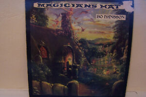 Bo Hansson Magicians Hat vinyl