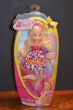 "Jakks 2013 WINX CLUB STELLA CIty Style Collection 11"" Fashion Doll Sealed Box"