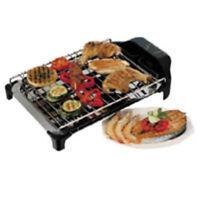 Barbacoa eléctrica 2400W Jata BQ101. Barbacoas, planchas y grill