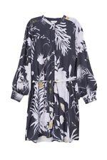 NWT - Gorgeous DARK GRAY and WHITE ANNA GLOVER x H&M DRESS, Size 10