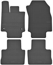 Gummimatten für Toyota RAV4 V ab Bj. 2019 Passform Autofussmatten Set schwarz M
