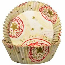 REDUCED: Cream Stars Cupcake Cases