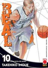 PM1200 - Planet Manga - Takehiko Inoue - Real 10 - Nuovo !!!