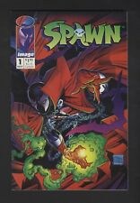 🔥SPAWN #1 1992 KEY 1ST APP. OF SPAWN TODD McFARLANE  IMAGE COMICS VF
