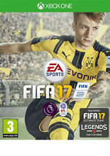 FIFA 17 XBOX ONE BRAND NEW FAST DELIVERY!