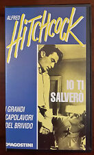 CS21> FILM VHS ALFRED HITCHCOCK IO TI SALVERO'