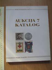 Order Medal Phaleristics Magazine,Serbia Yugoslavia numismatis,coin money shares
