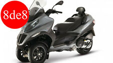 Piaggio MP3 LT 500 ie Sport (2008) - Workshop Manual on CD