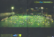 Nike Five Faster Harder Sharper JJB 2007 Magazine Advert #2353
