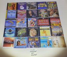 Musik-CD-Sammlung Nr.10 - 233 CD's - Internationale Sampler - Guter Zustand
