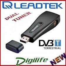 Leadtek DVB-T Video Capture & TV Tuner Cards