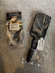 New bundle hair paddle brush styler comb job lot set