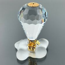 Swarovski Crystal Memories Hot Air Balloon Mint Condition!!