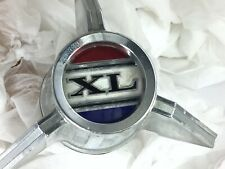 1964 Ford Galaxie 500XL wheel cover center with emblem