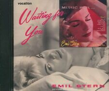 EMIL STERN - WAITING FOR YOU & MUSIC FOR...  CD