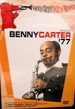 Norman Granz' Jazz in Montreux -Benny Carter ,DVD,Live Concert Music Free Ship
