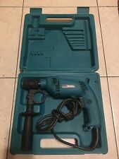 GENUINE MAKITA  HP 1501 Corded Electric Hammer Drill & Case  115 V~
