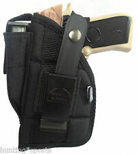 "Gun Holster Fits Springfield XD subcompact with laser w/ 3"" barrel Pro-Tech Nylo"