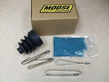 HONDA TRX350 TRX 350 FOREMAN 1986-1989 4X4 4WD NEW MOOSE OUTBOARD CV BOOT KIT