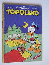 TOPOLINO N. 1320  //   15 marzo 1981