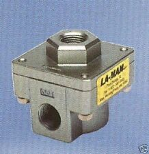 "QUICK EXHAUST VALVE 3/8"" NPT BY LA-MAN PN SQE3000-03 NEW!"