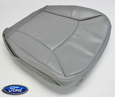 2004 2005 2006 2007 2008 Ford E250 Van -Driver Side Bottom Vinyl Seat GRAY