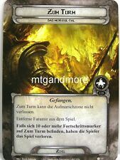 Lord of the Rings LCG  - 1x Zum Turm  #147 - Das Morgul-Tal