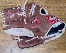 """New listing RAWLINGS GOLD GLOVE LEGEND 12"""" GG12BRL BASEBALL GLOVE EXCELLENT CONDITION RH"""