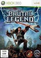 Microsoft XBOX 360 Spiel ***** Brütal Legend * Brutal Legend *********NEU*NEW*18