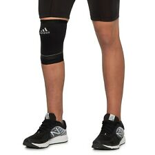Adidas New  Climacool Performance Knee Sleeve Support Color Black!