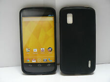(Lot of 2) T-Mobile Flex Protective Shell Covers for LG Google Nexus 4 Black