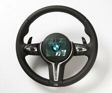 BMW M sport steering wheel DSG shift paddles 2 3 X5m X6m F20 F30 F15 F16 m3 m4