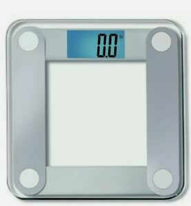 EatSmart Precision Digital Bathroom Scale with Extra Large Lighted Display,ESBS-