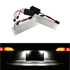 ECLAIRAGE PLAQUE LED ALFA GT FEUX ARRIERES IMMATRICULATION BLANC XENON
