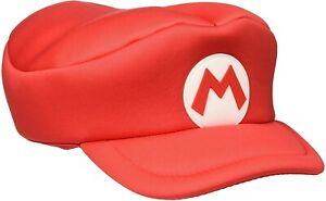 Difuzed Nintendo - Cappello Rosso di Super Mario - Taglia Unica Unisex Adulto