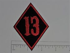 13 - Club Harley Biker Funny Motorcycle Iron On Small Patch