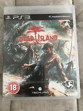 Dead Island (Sony PlayStation 3, 2011) Original Release - New sealed
