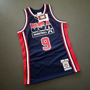 100% Authentic Michael Jordan Mitchell & Ness 92 USA Jersey Size 40 M Mens