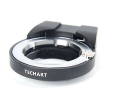 Newest 5.0 version TECHART Adapter for Leica M Lens to Sony A9 a7RII a6500 a6300