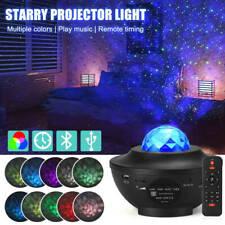 USB LED Galaxy Projector Music Starry Lamp Ocean Star Sky Projection Night Light