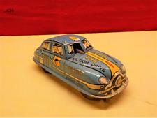 Vintage Marx DICK TRACY Squad Car Toy RARE