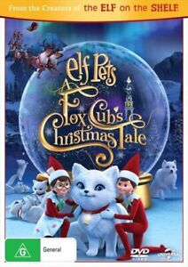 Elf Pets - A Fox Cub's Christmas Tale DVD