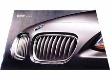 2003 BMW 24page Sales Brochure 745i 325Ci 540i Touring M3 Z4 Z8 X5 M5 325i 325Ci