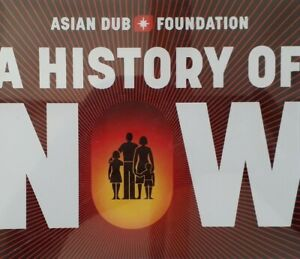 Asian Dub Foundation-A History Of Now Promo Cd Single.2011 Cooking Vinyl.Hiphop.