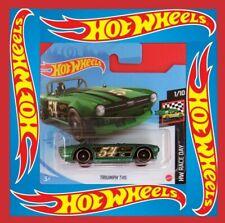 Hot Wheels 2021   TRIUMPH TR6    9/250   NEU&OVP