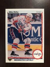 f7918221708 Washington Capitals 1990-91 Season NHL Hockey Trading Cards