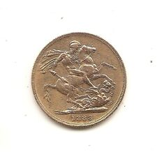 More details for 1883 queen victoria gold sovereign