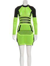 Alexander Wang Mesh Mini Dress
