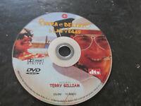 DVD Película - Miedo Y Deliro En las Vegas 2000 Original Sólo DVD No Funda